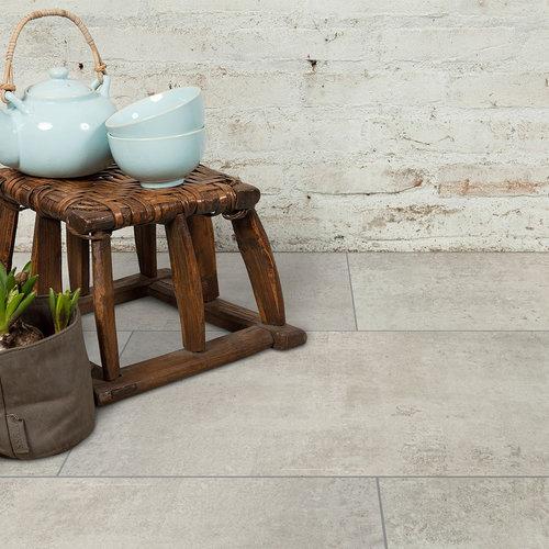 VIVA Floors Klik PVC Tegel 1740 Painted Bevel en Special Embossed