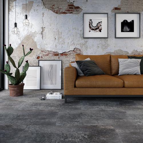 VIVA Floors Plak PVC Tegel 1610 Painted Bevel en Special Embossed