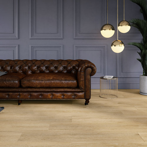 VIVA Floors Eiken 8340 Register Embossed Plak PVC Stroken