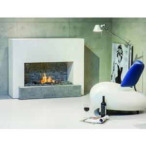 Xaralyn Clean Fire System     (voorheen Ruby Fires) Santos met keramische bio brander