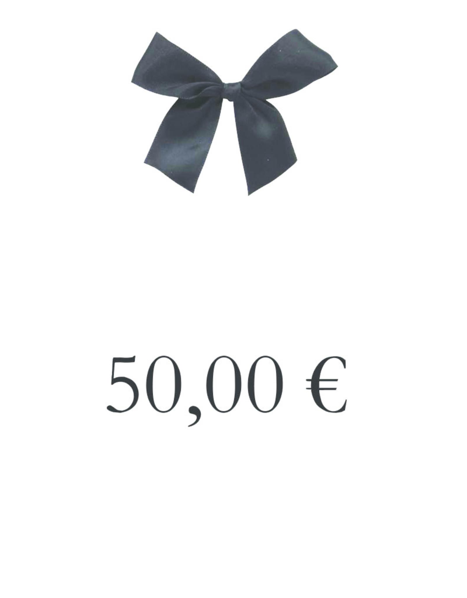 CADEAUBON 50 €