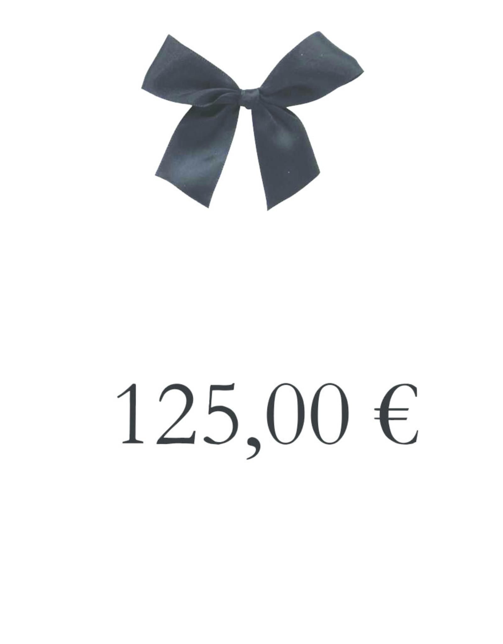 CADEAUBON 125 €