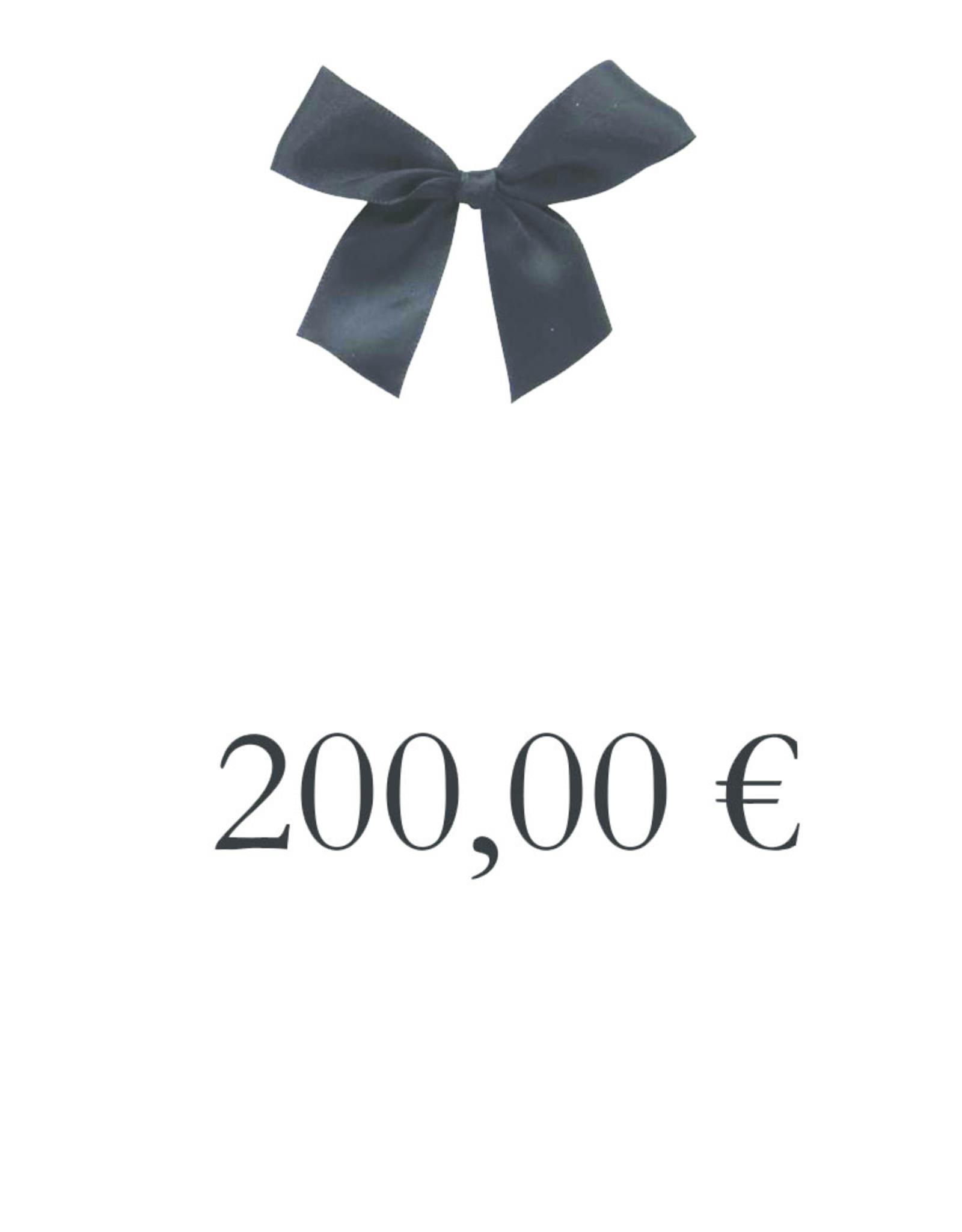 CADEAUBON 200 €