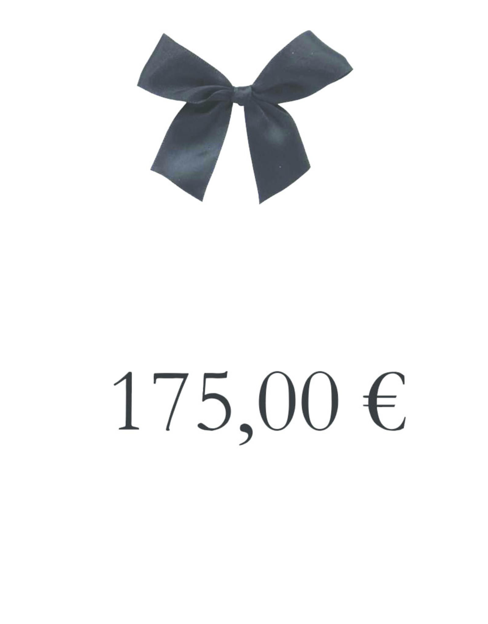 CADEAUBON 175 €