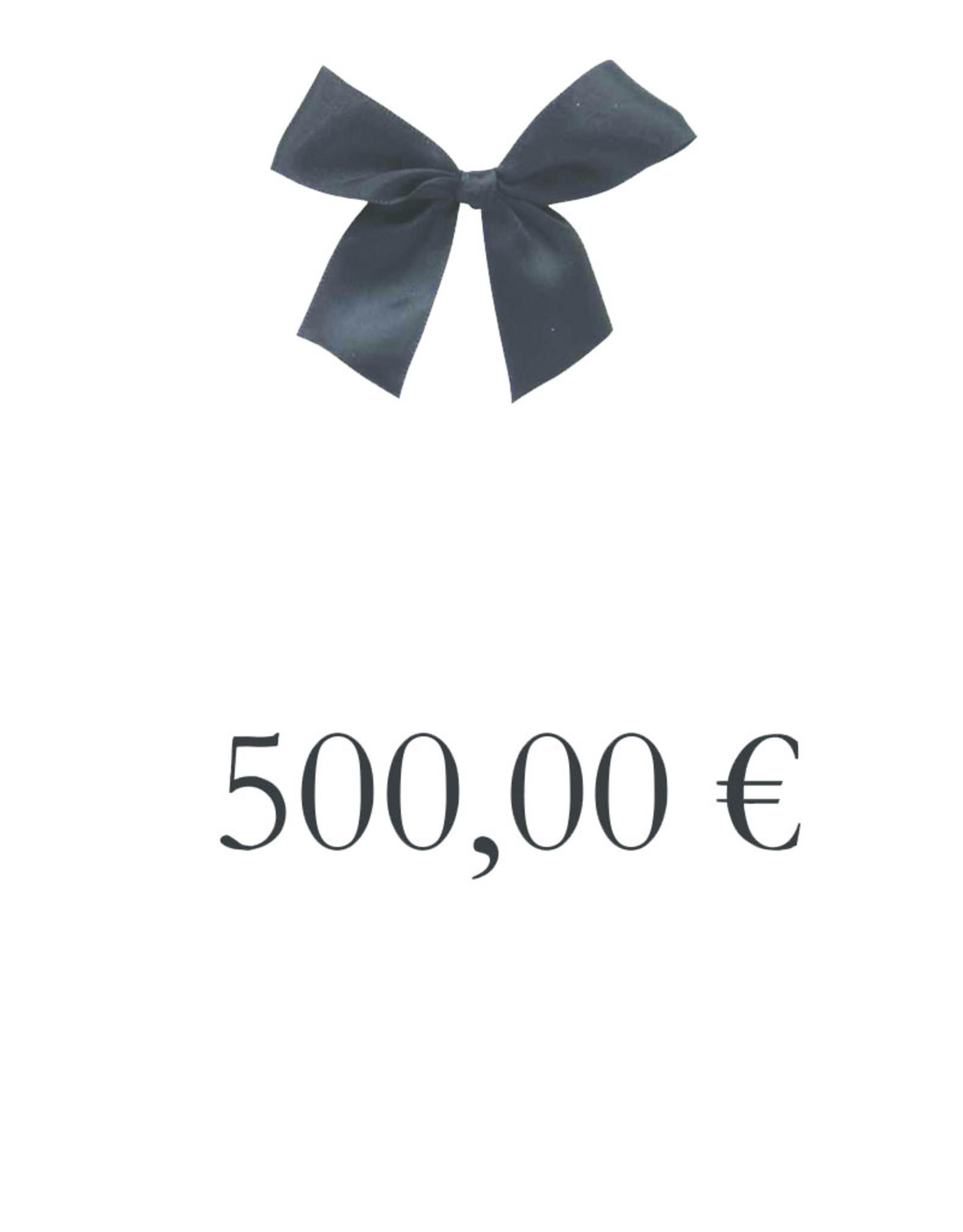 CADEAUBON 500 €