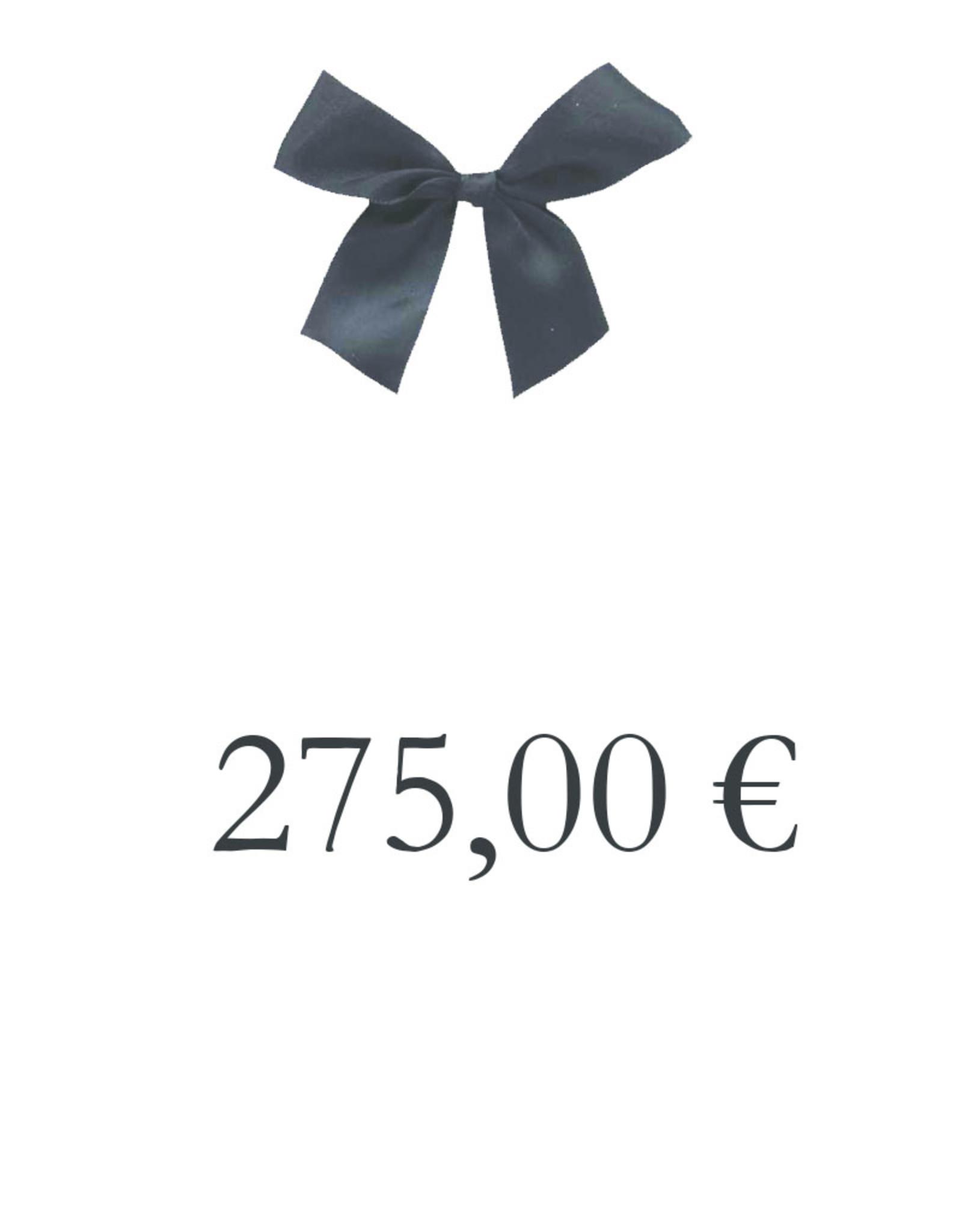 CADEAUBON 275 €