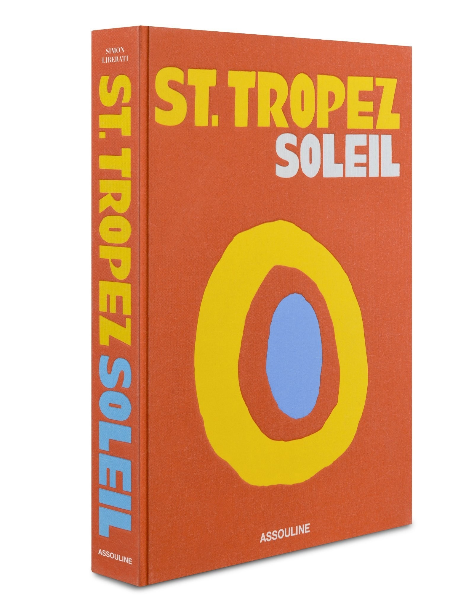 ASSOULINE ST. TROPEZ SOLEIL