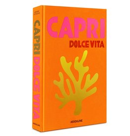 ASSOULINE CAPRI DOLCE VITA