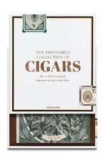 ASSOULINE THE IMPOSSIBLE COLLECTION OF CIGARS