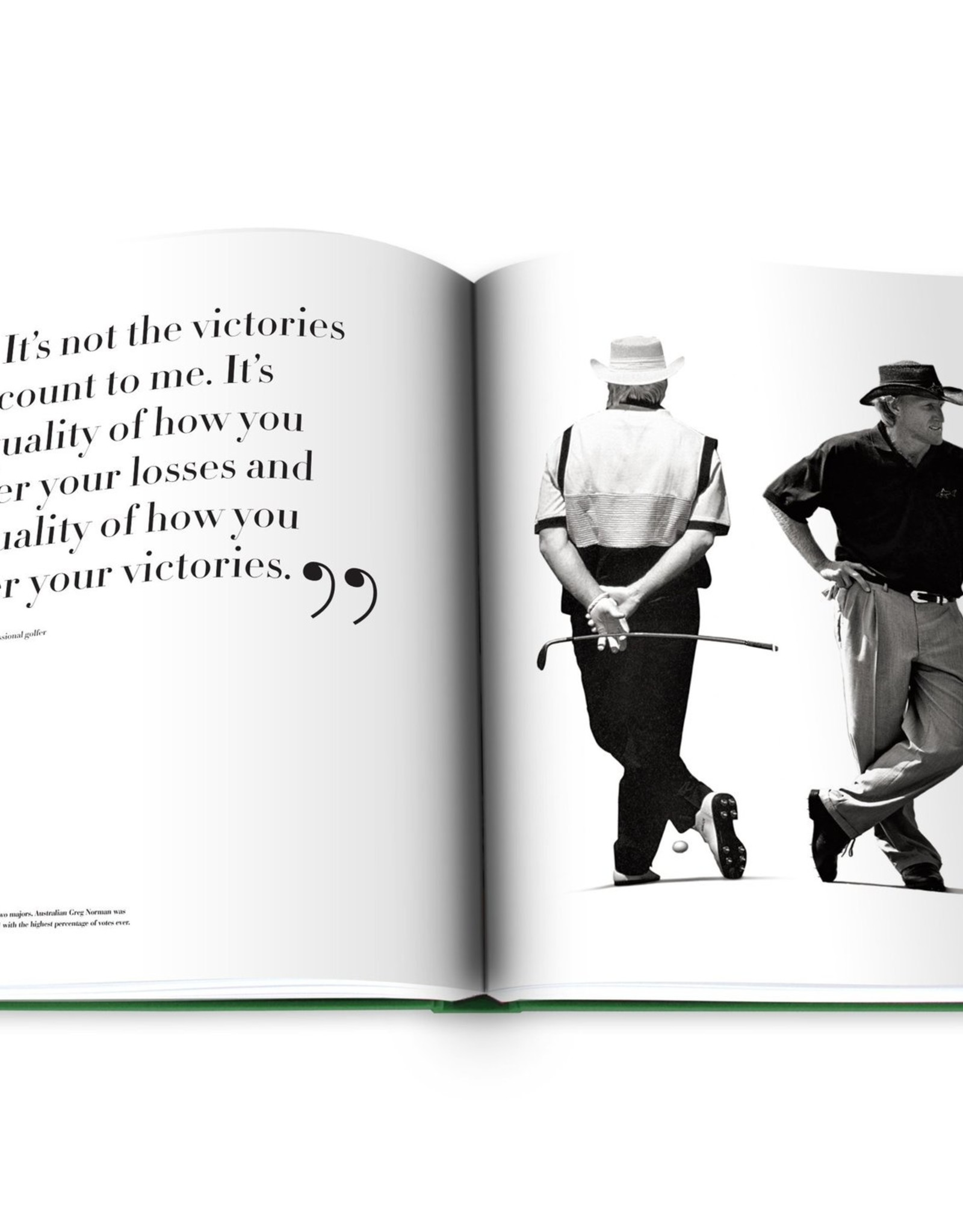 ASSOULINE GOLF - THE IMPOSSIBLE COLLECTION