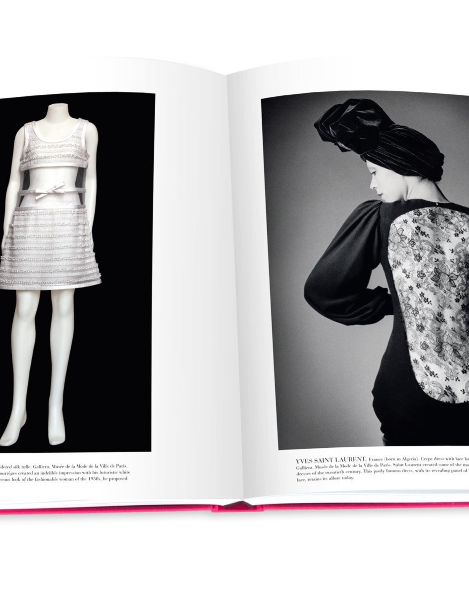 ASSOULINE THE IMPOSSIBLE COLLECTION OF FASHION