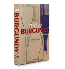 ASSOULINE THE 100 BURGUNDY