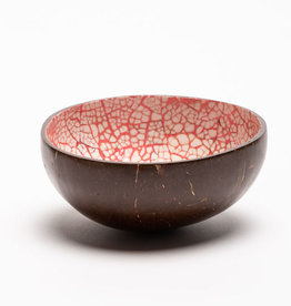 P'TIT POT EGGSHELL COCONUT BOWL