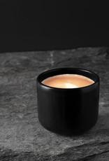WHEN OBJECTS WORK VVD COFFEE CUP - ZWART  (SET PER 6 STUKS)