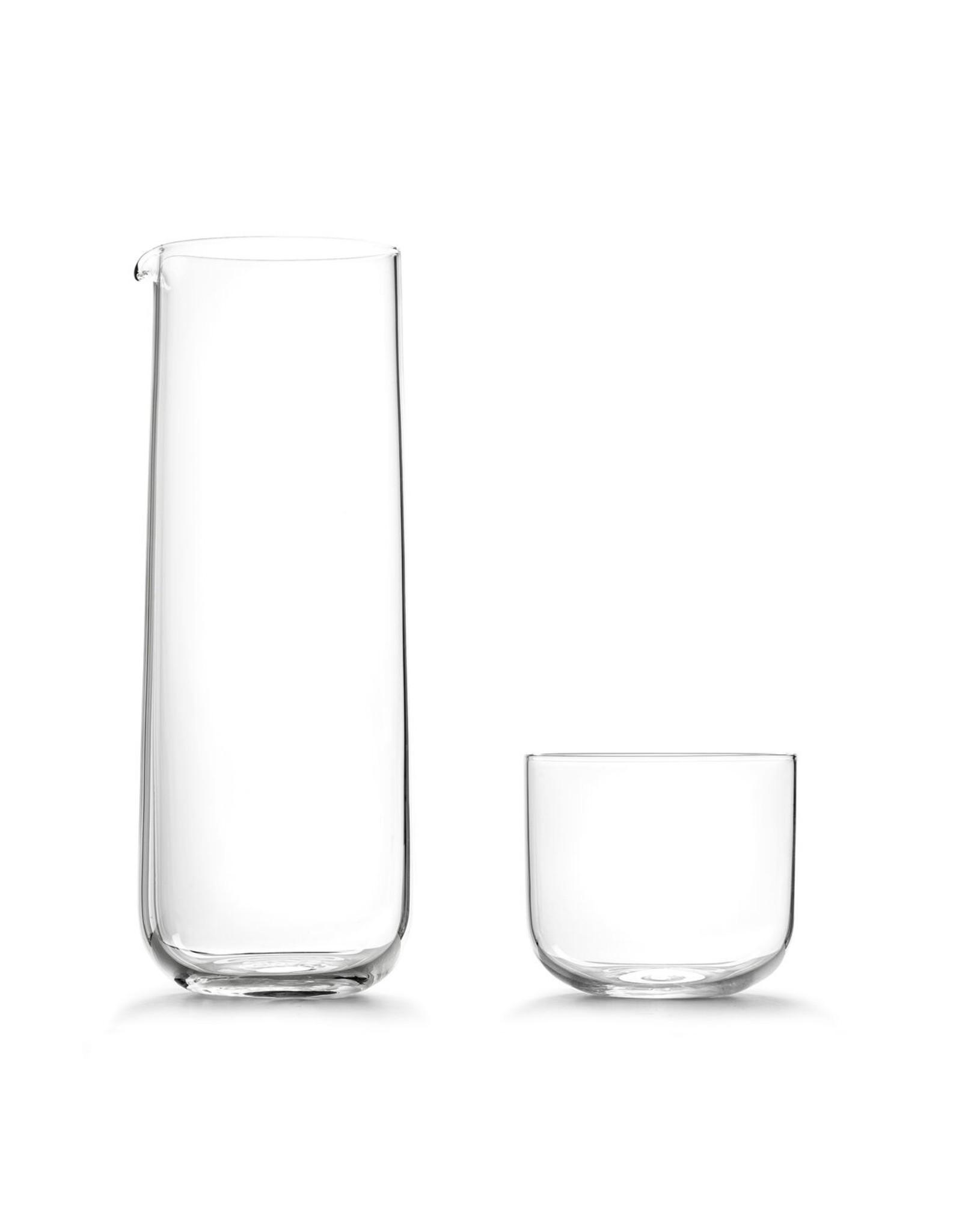 WHEN OBJECTS WORK VVD KARAF GLAS  - TRANSPARANT
