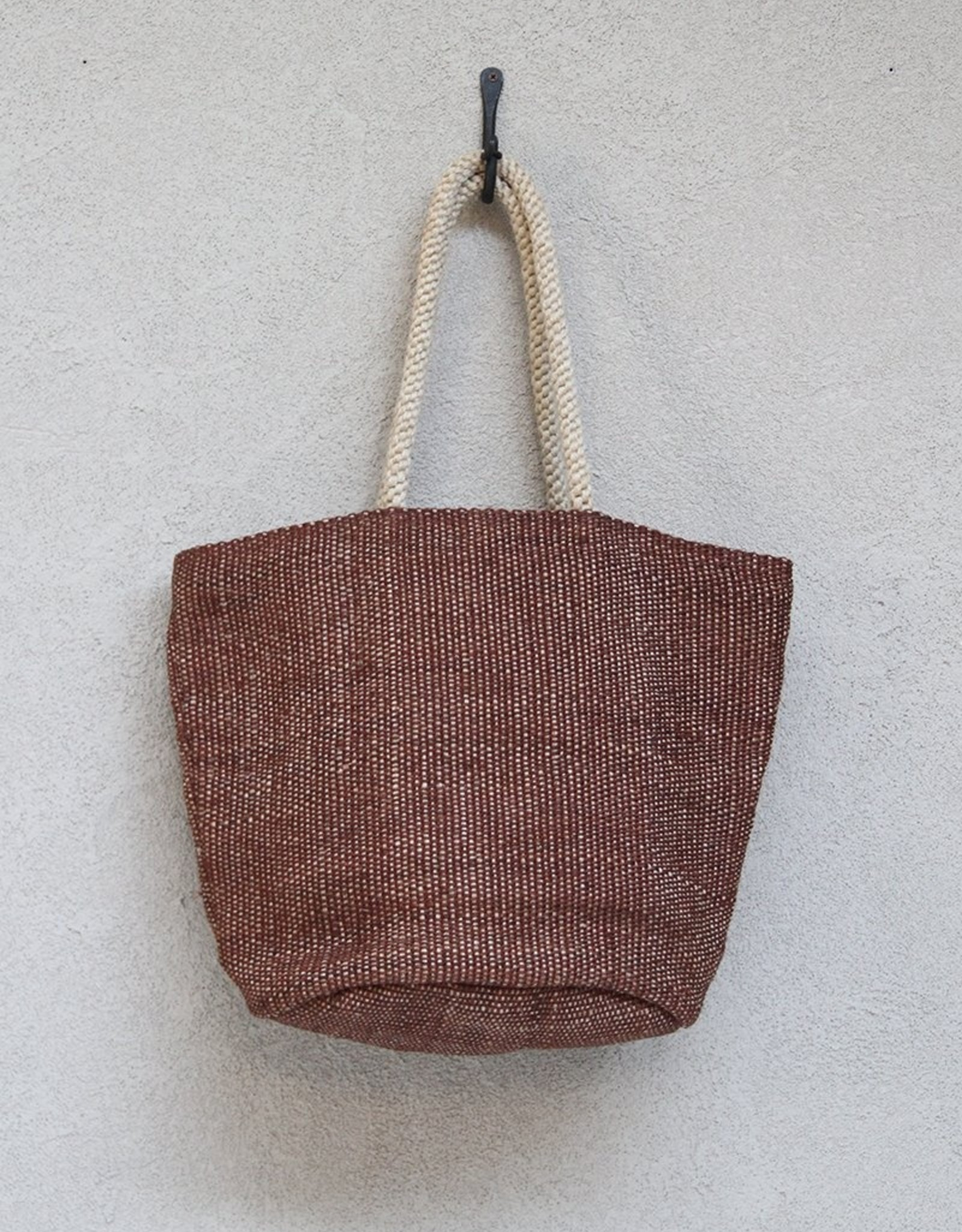 THE DHARMA DOOR UTTAM TOTE - EARTH