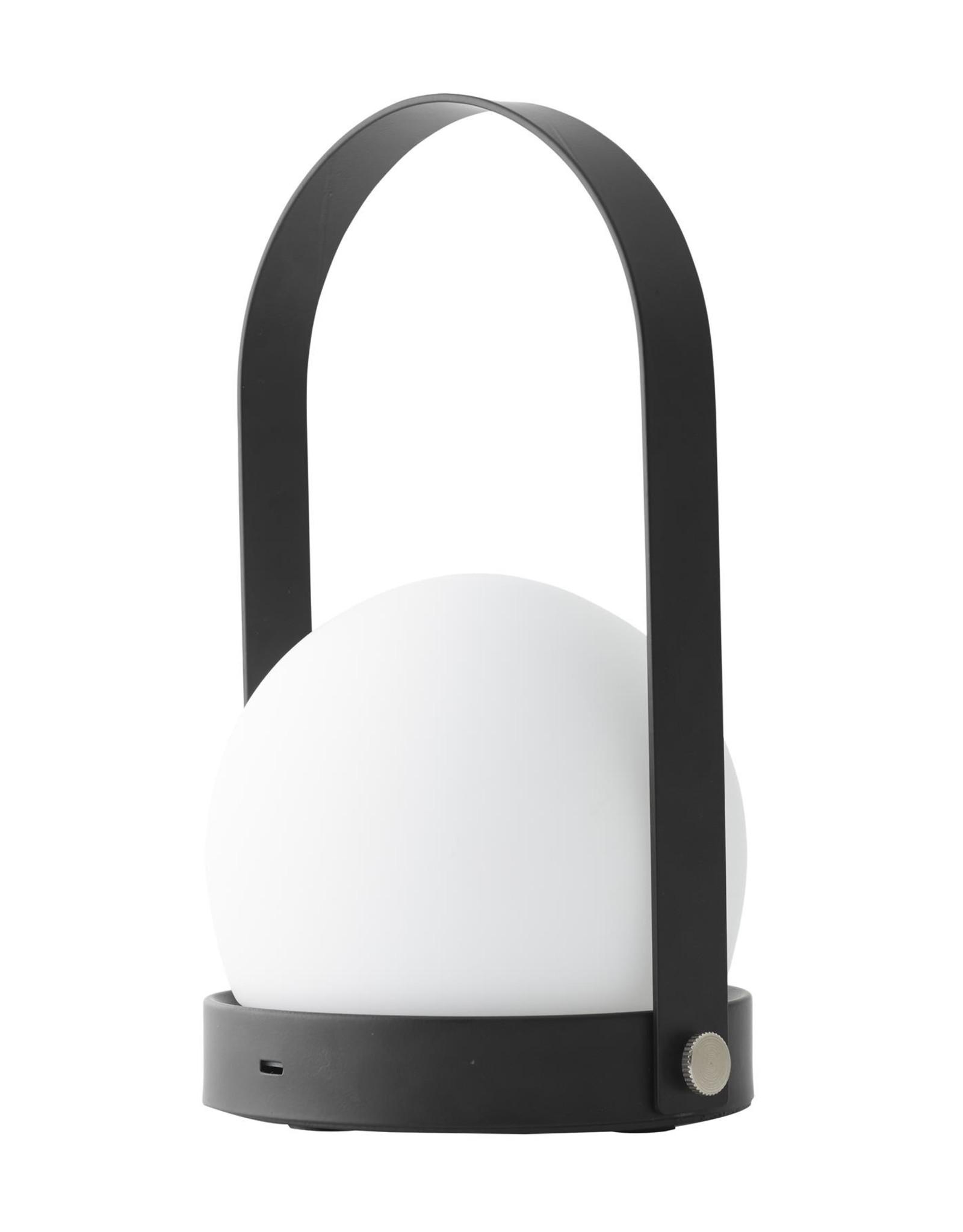 MENU CARRIE LED LAMP - ZWART