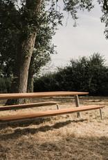 WÜNDER THE TABLE SMALL - GEELGRIJS