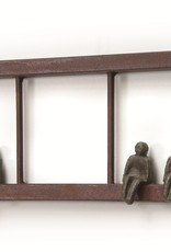 ERLI FANTINI THE WINDOW 160 - BRONZEN BEELD