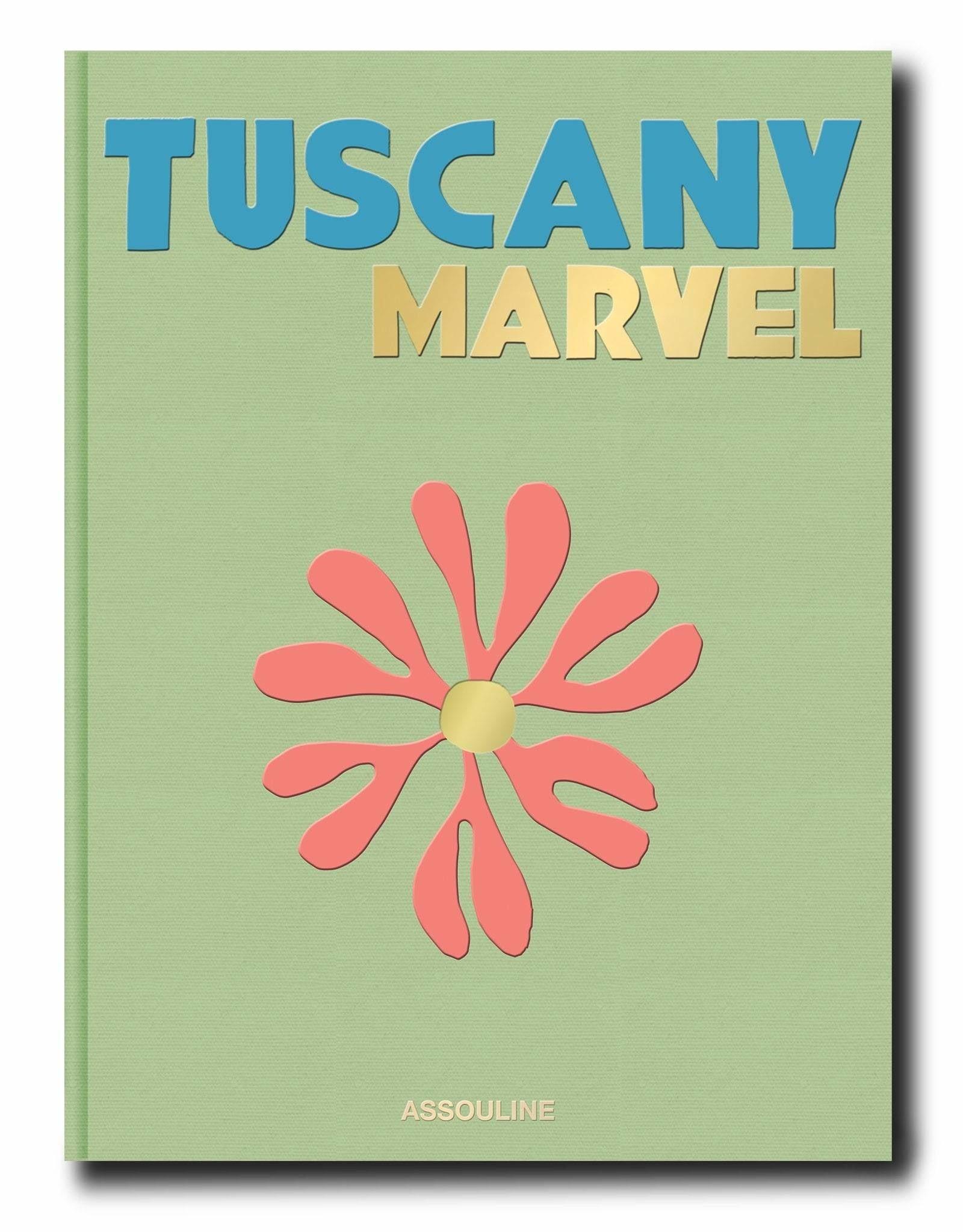 ASSOULINE TUSCANY MARVEL
