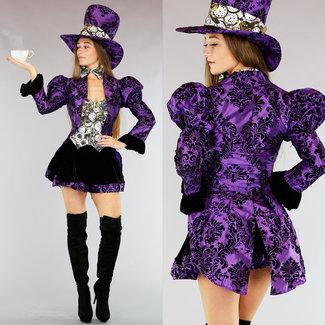 !OP=OP Luxus Mad Hatter Kostüm