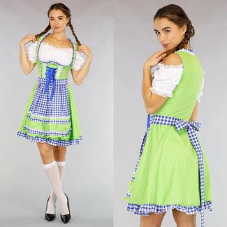 Oktoberfest Bier-Mädchen-Kostüm