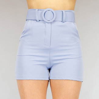!OP=OP Leichte Hose Hose mit Gürtel