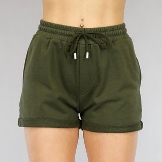 NEW1905 Dunkle Sweat Short