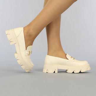 Eintrag Grove Beige Loafers