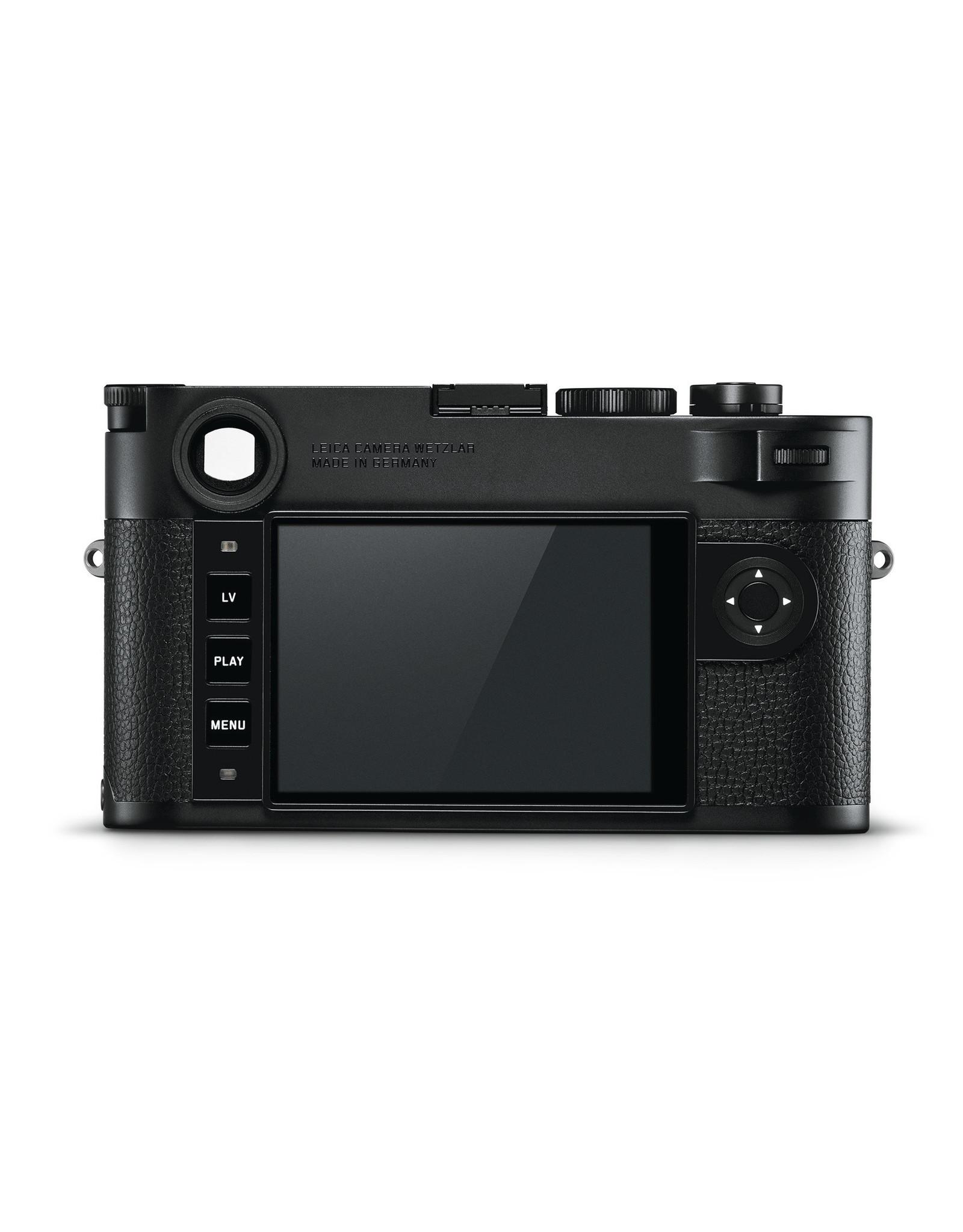 Leica Leica M10 Monochrom Black Chrome  200-50