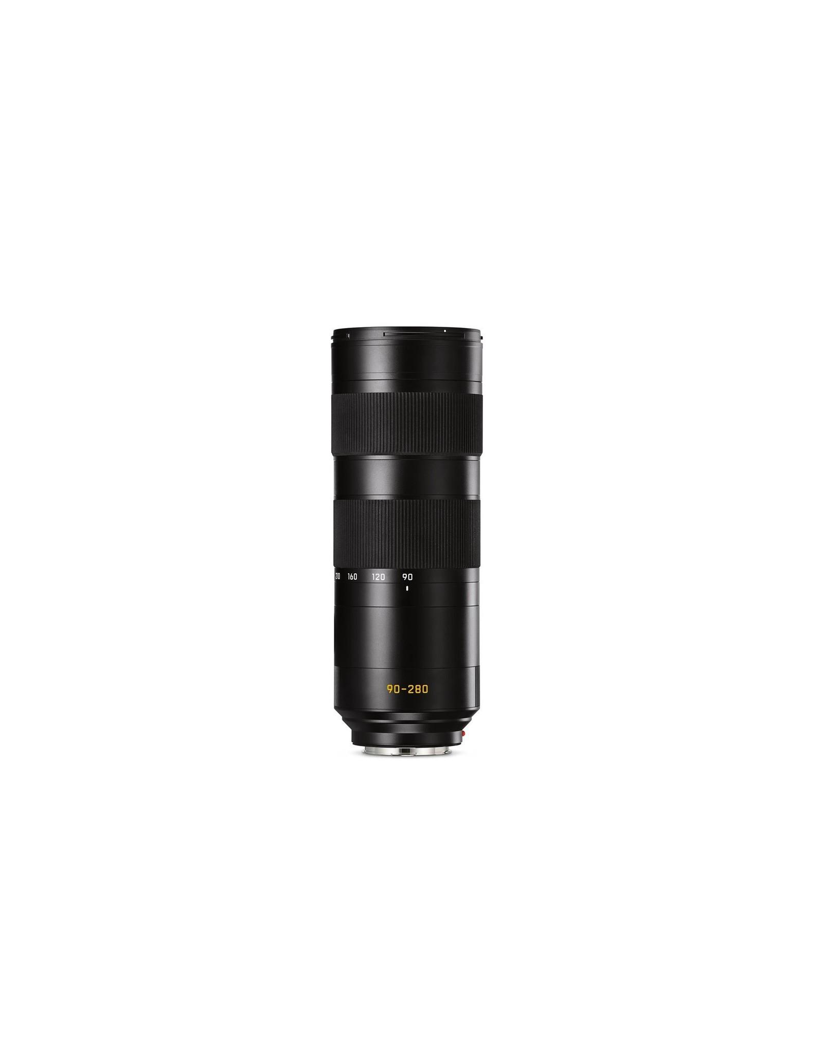 Leica Leica 90-280mm f2.8-4 APO-Vario-Elmarit-SL Black   111-75