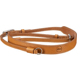 Leica Carrying Strap-Q2 Brown   195-71