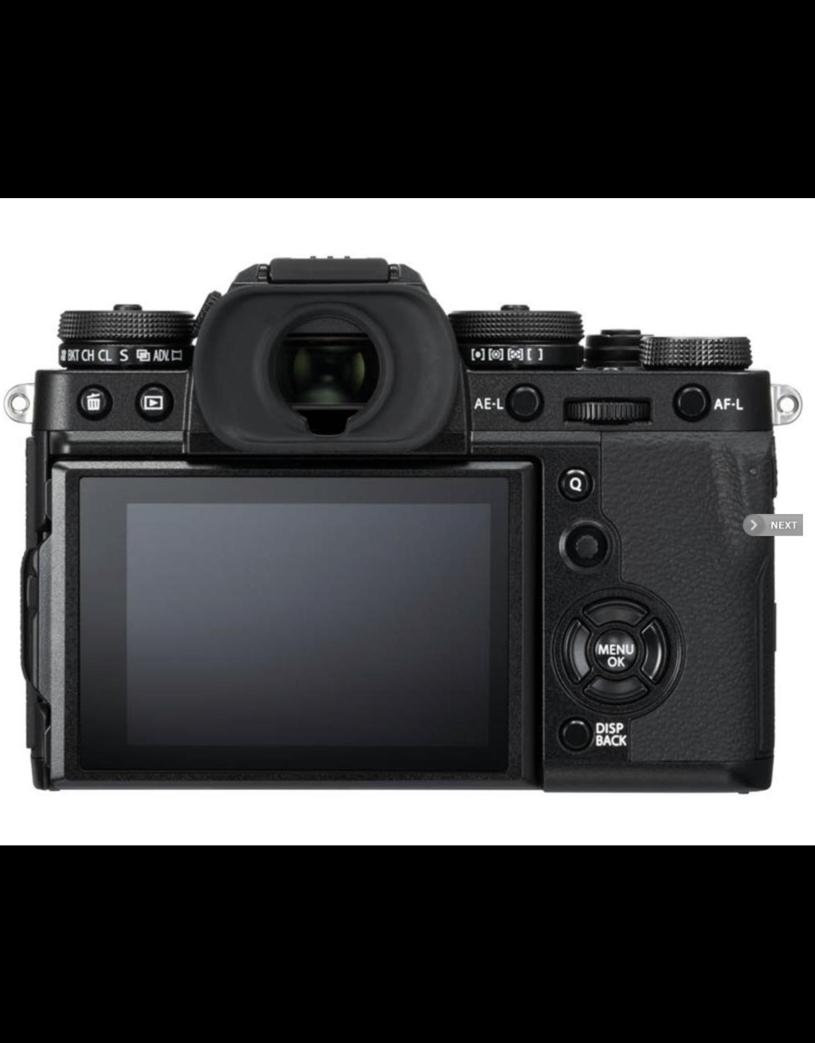 Fujifilm Fuji X-T3 Black