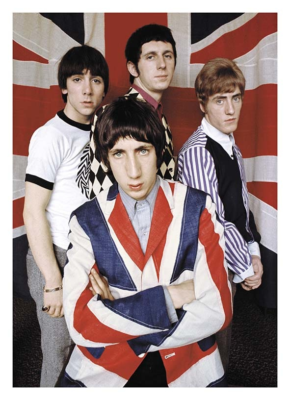 Colin Jones: The Who Collection