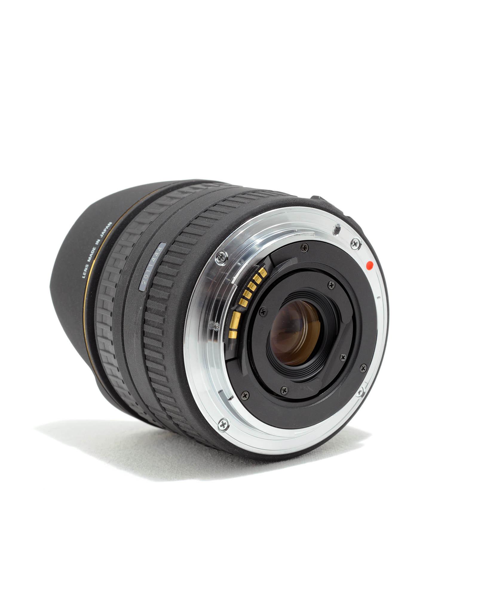 Sigma Sigma 15mm f2.8 EX Fisheye   SIG9081402