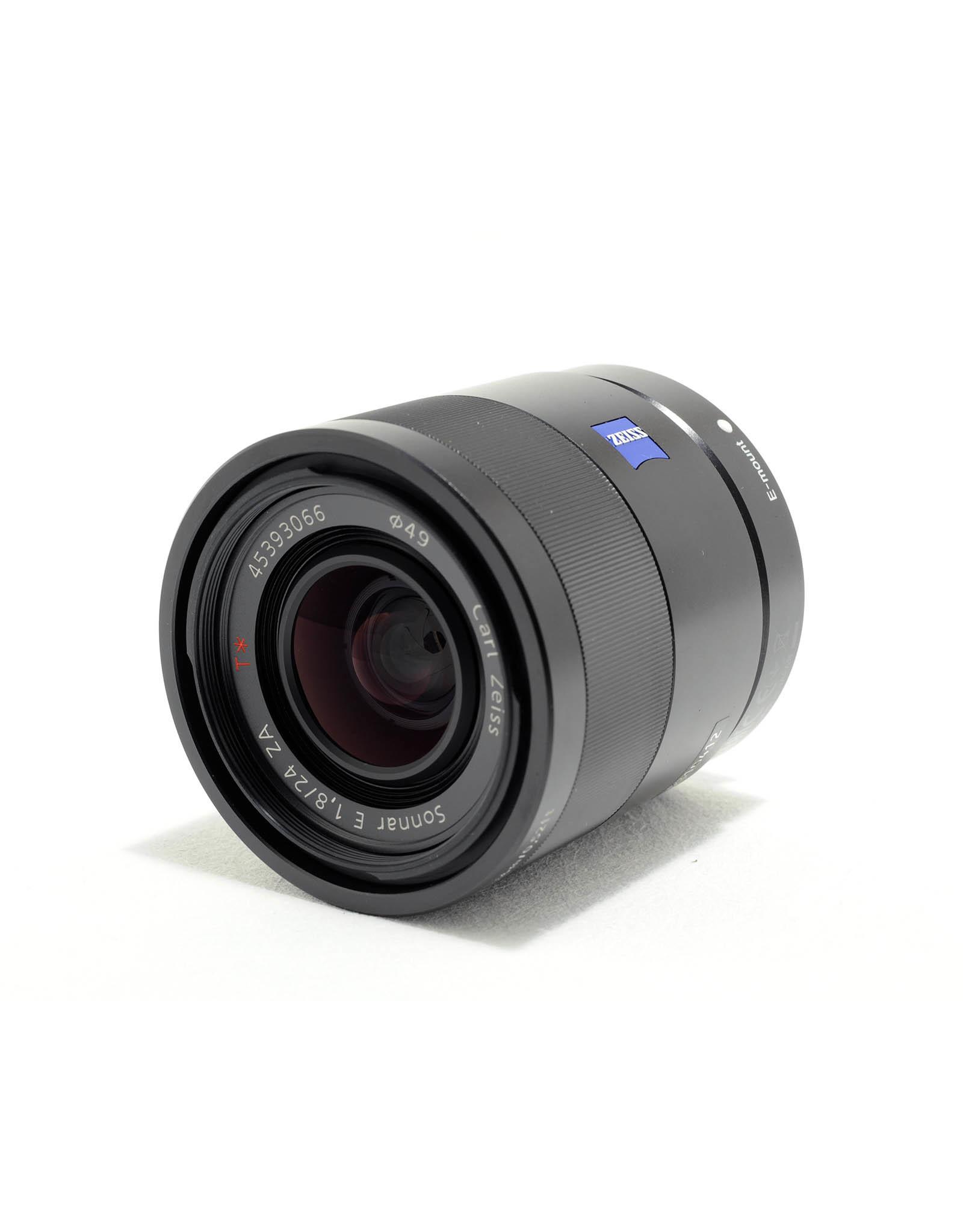 Zeiss Zeiss 24mm f1.8 Sonnar T* ZA E