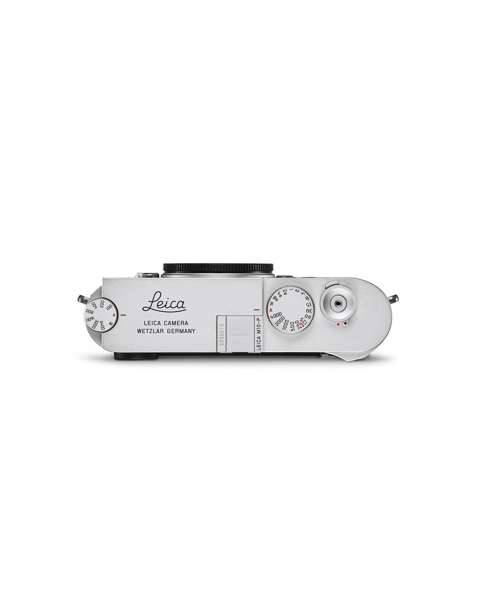 Leica Leica M10-P Silver Chrome  200-22