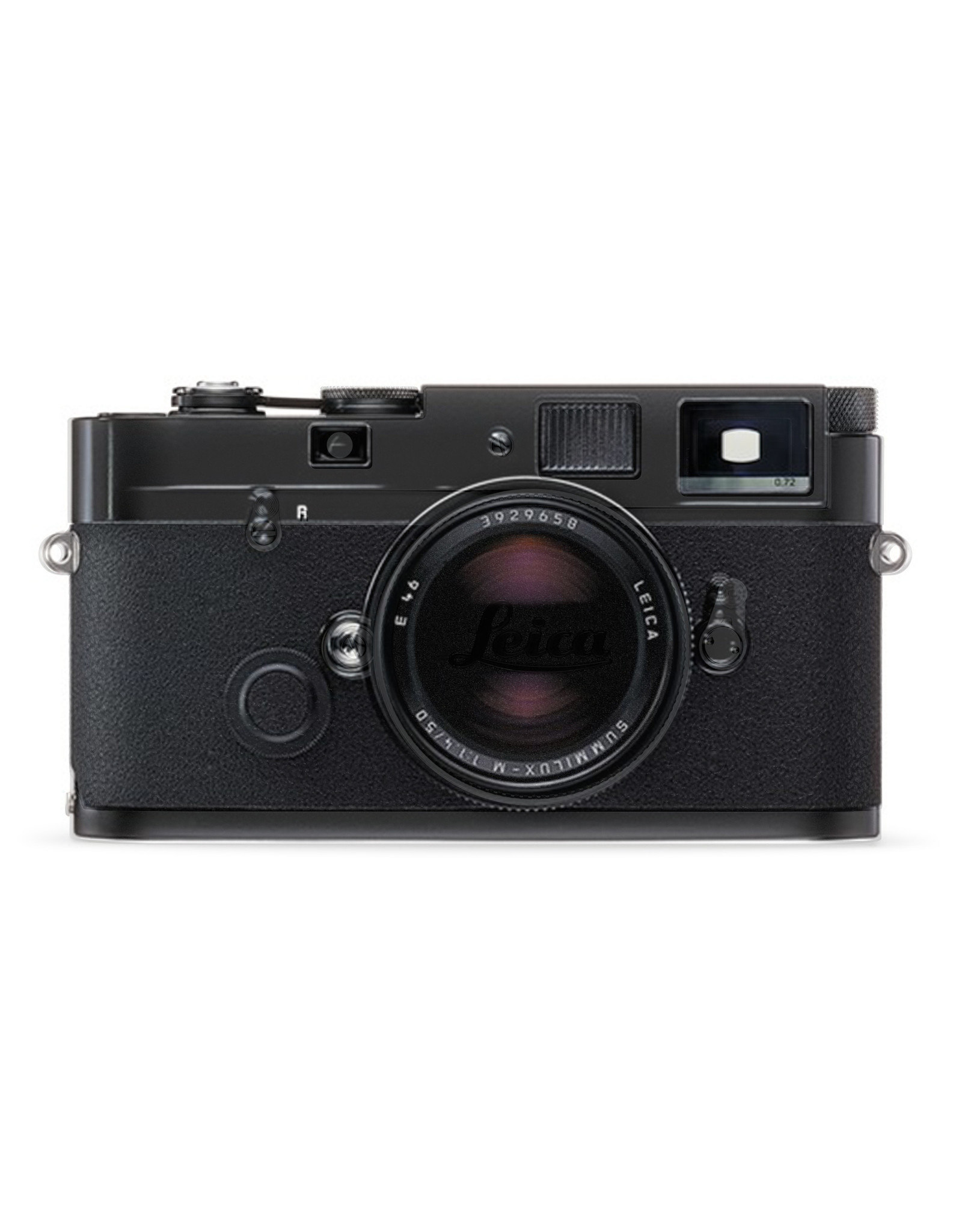 Leica Leica MP 0.72 Black Paint 103-02