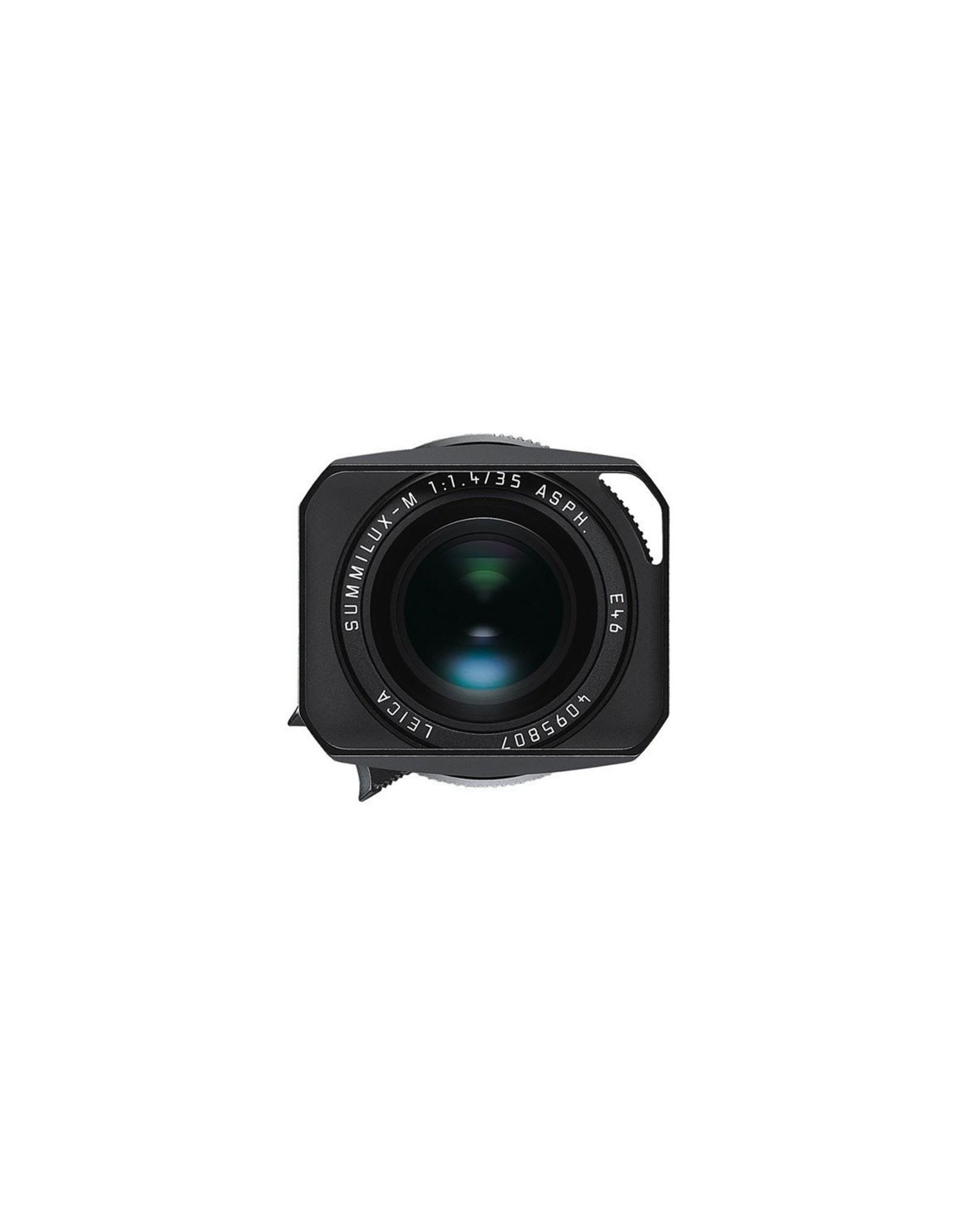 Leica Leica 35mm f1.4 Summilux-M ASPH FLE Black   116-63