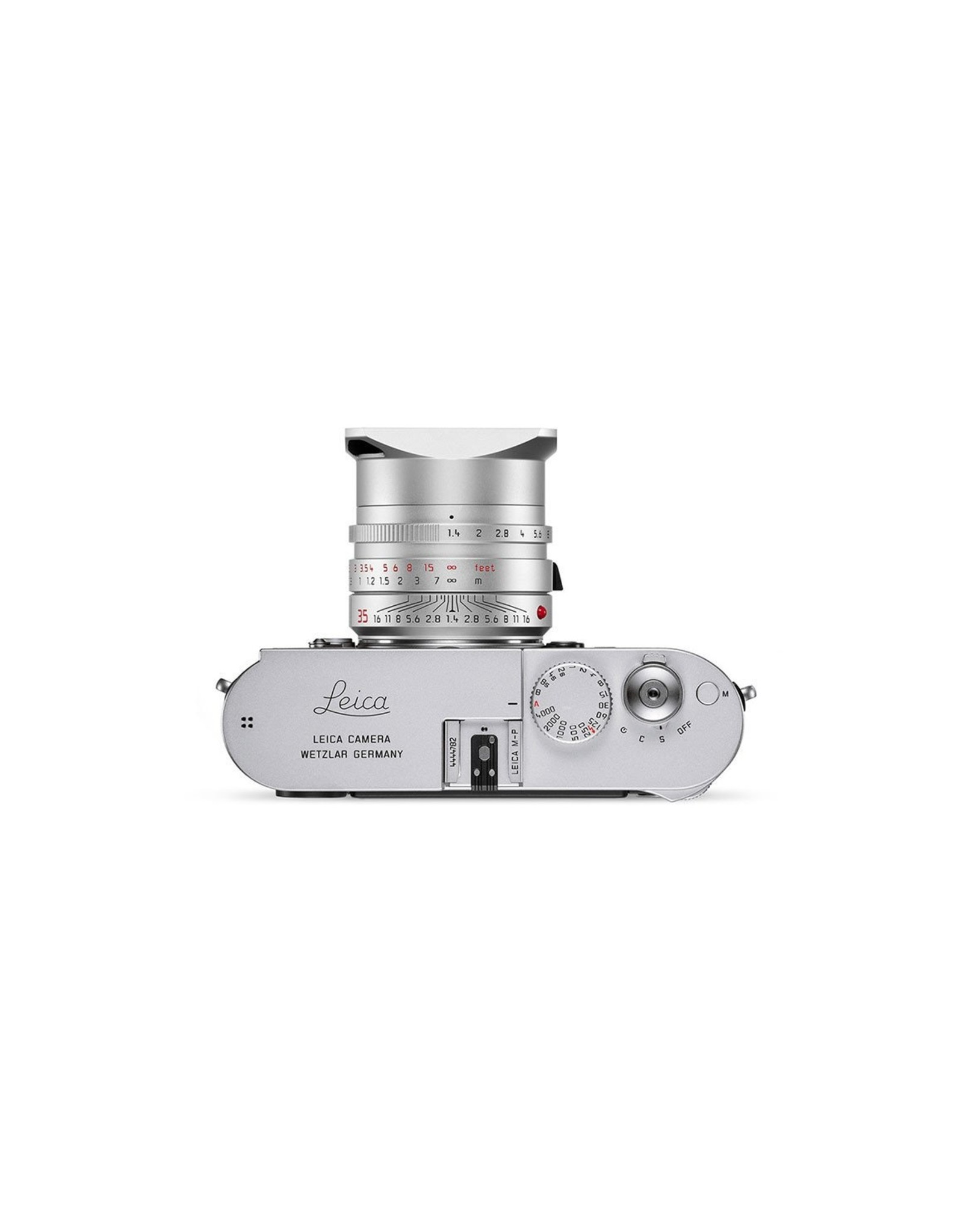 Leica Leica 35mm f1.4 Summilux-M ASPH FLE Silver   116-75