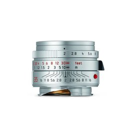 Leica Leica 35mm f2 Summicron-M ASPH Silver   116-74