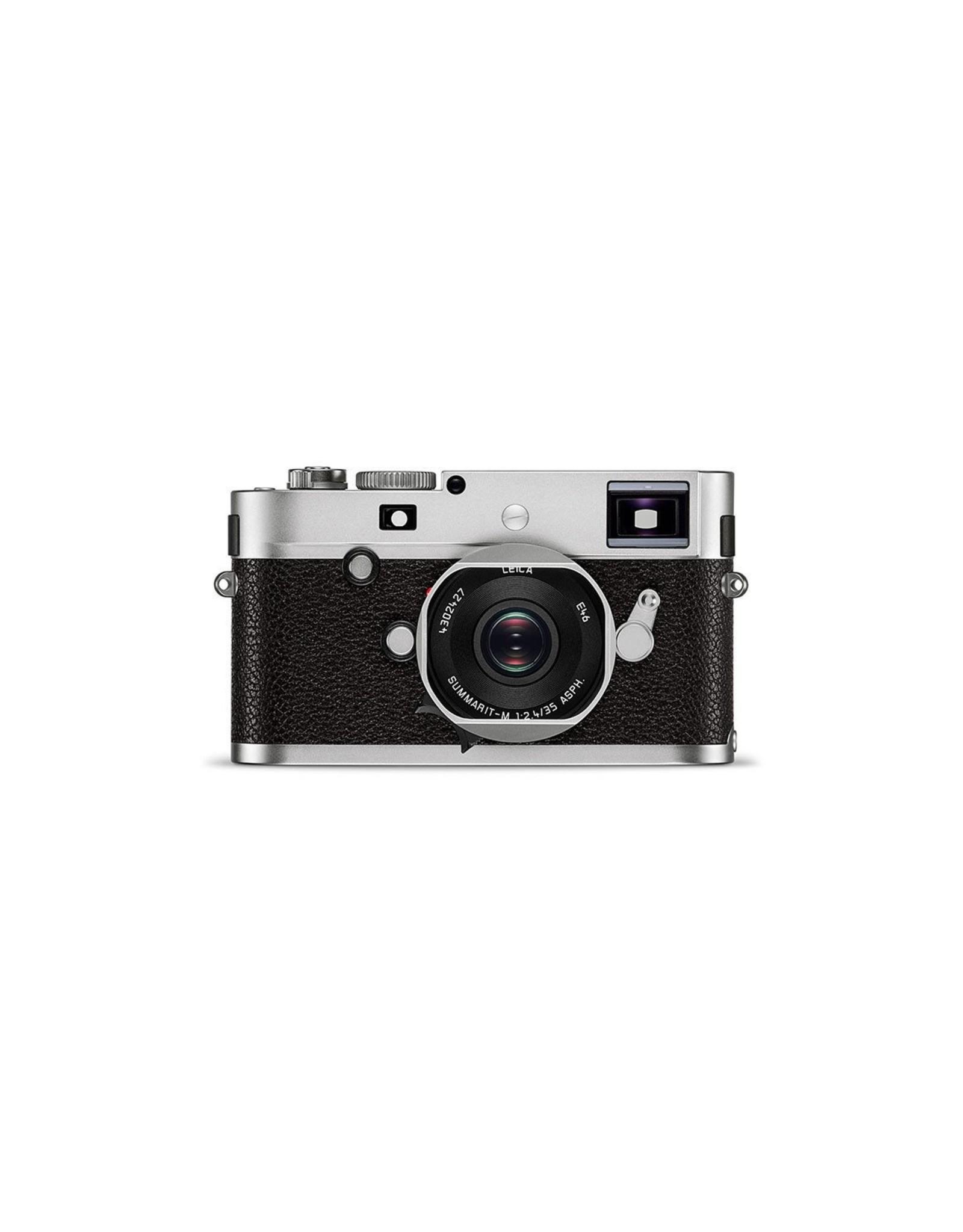 Leica Leica 35mm f2.4 Summarit-M ASPH Silver   116-79