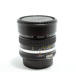 Nikon Nikon 16mm f2.8 AIS Fisheye   AP2052201