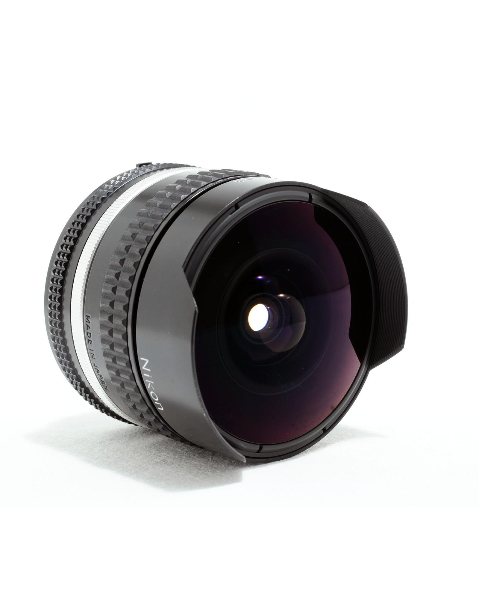 Nikon Nikon 16mm f2.8 AIS Fisheye