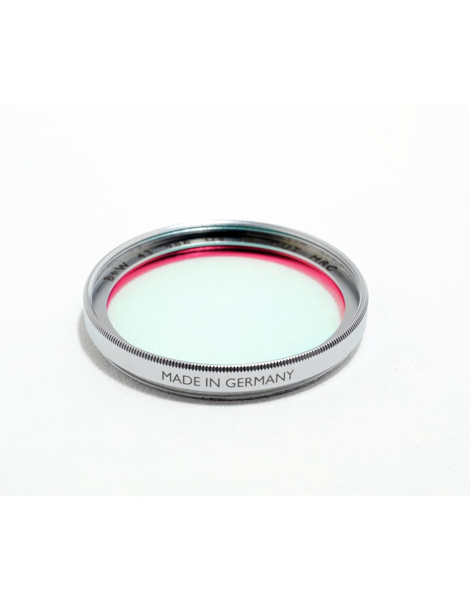 B+W B+W Digital-Pro 46mm UV IR Cut Filter Silver