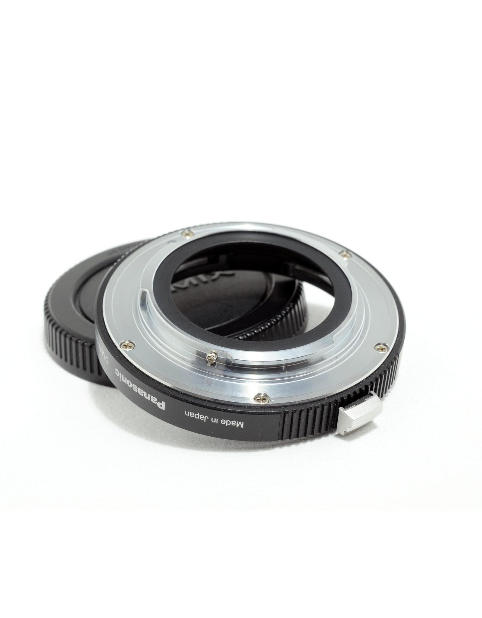 Panasonic Panasonic DMW-MA2M Adapter (M to M4/3)