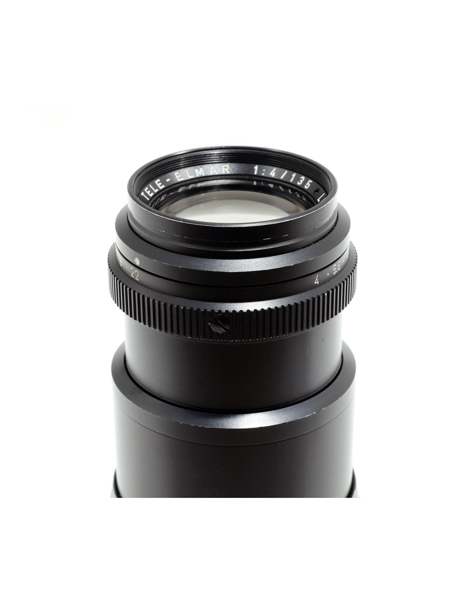 Leica Leica 135mm f4 Tele-Elmar Black