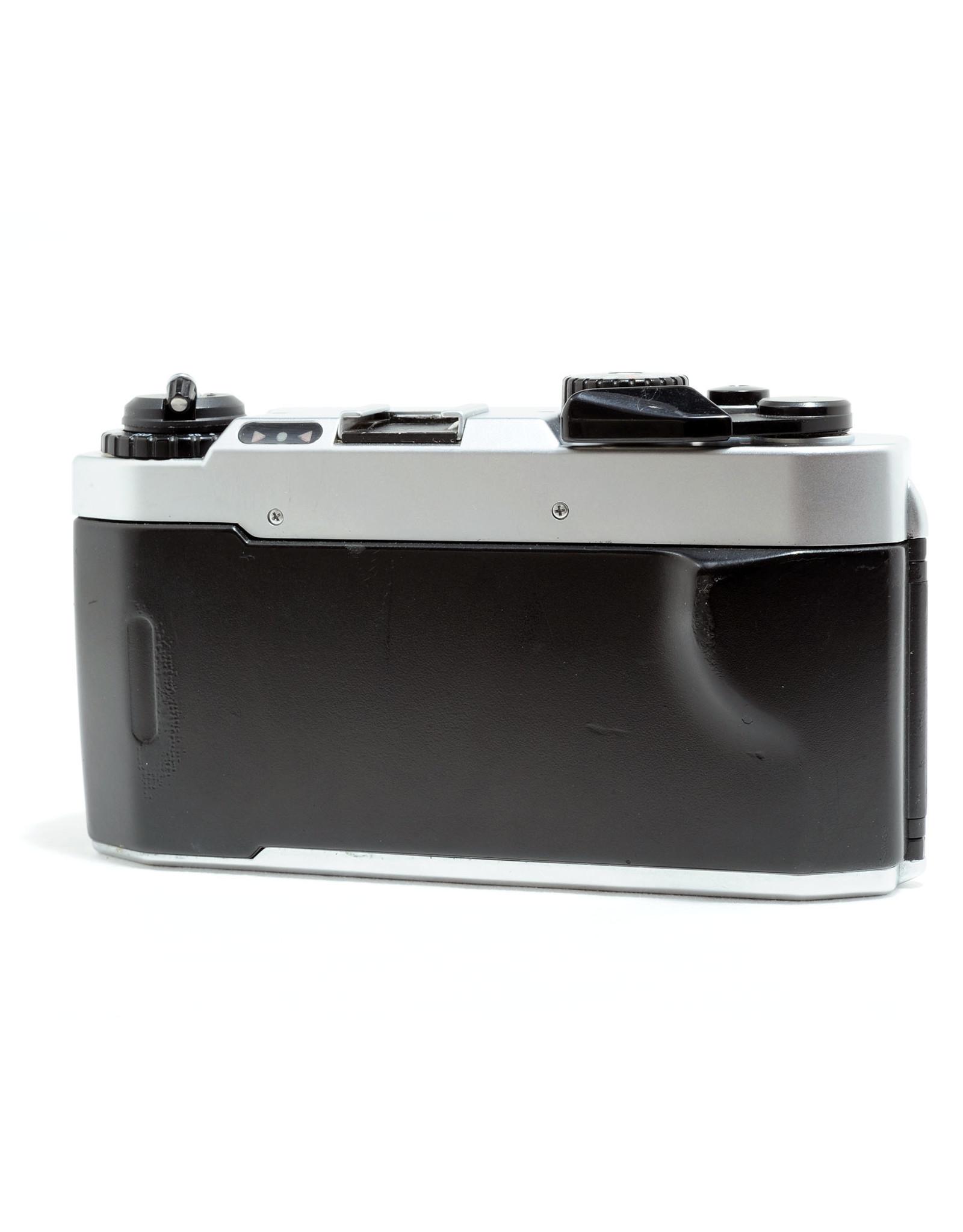Voigtlander Bessa L Silver   AP2031205