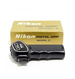 Nikon Pistol Model 2  and Rare Nikon Micro Switch   ALC105911