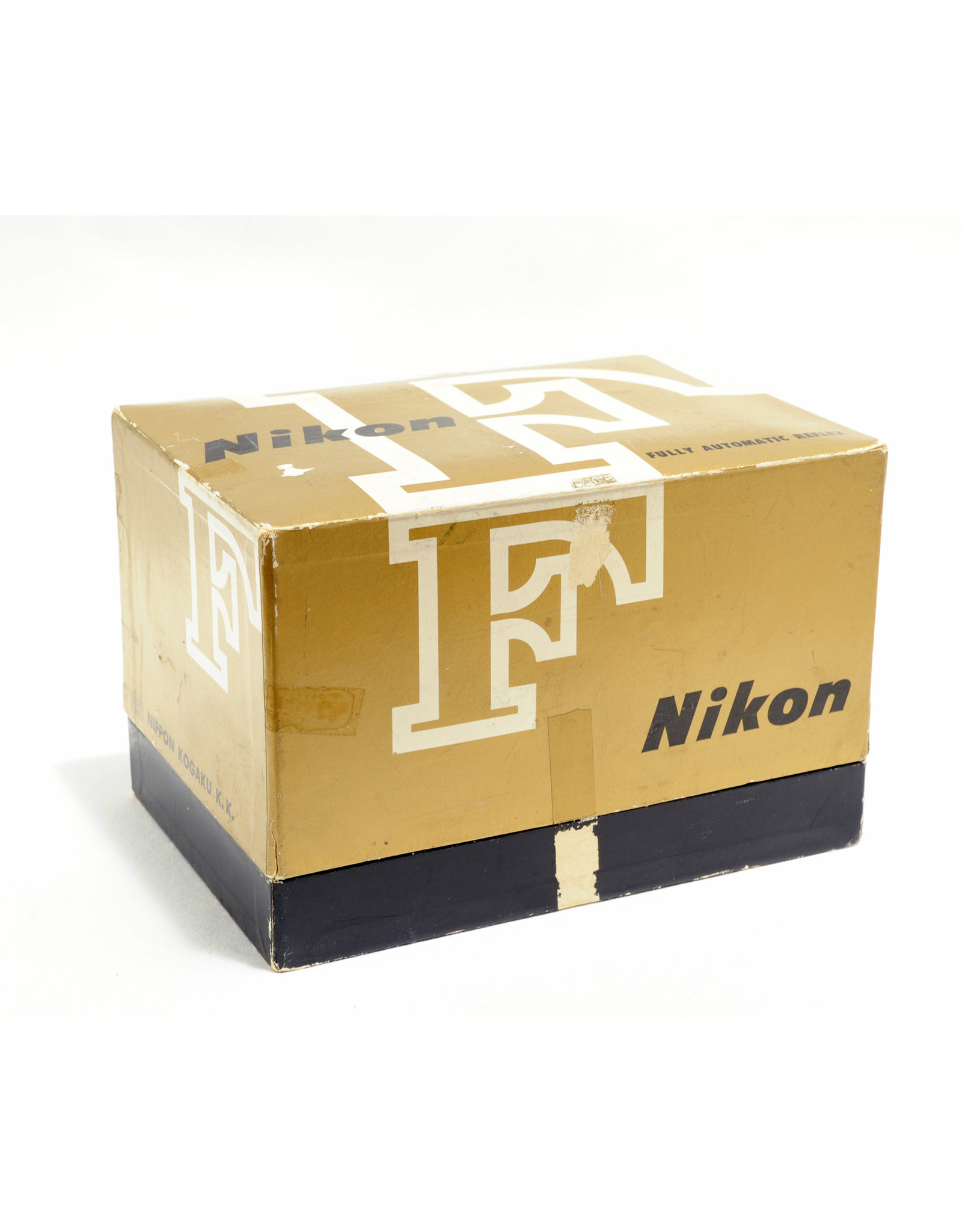 Nikon Nikon F with 5cm f2 Nikkor-S (boxed)